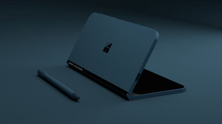 Microsoft folding device Andromeda Surface