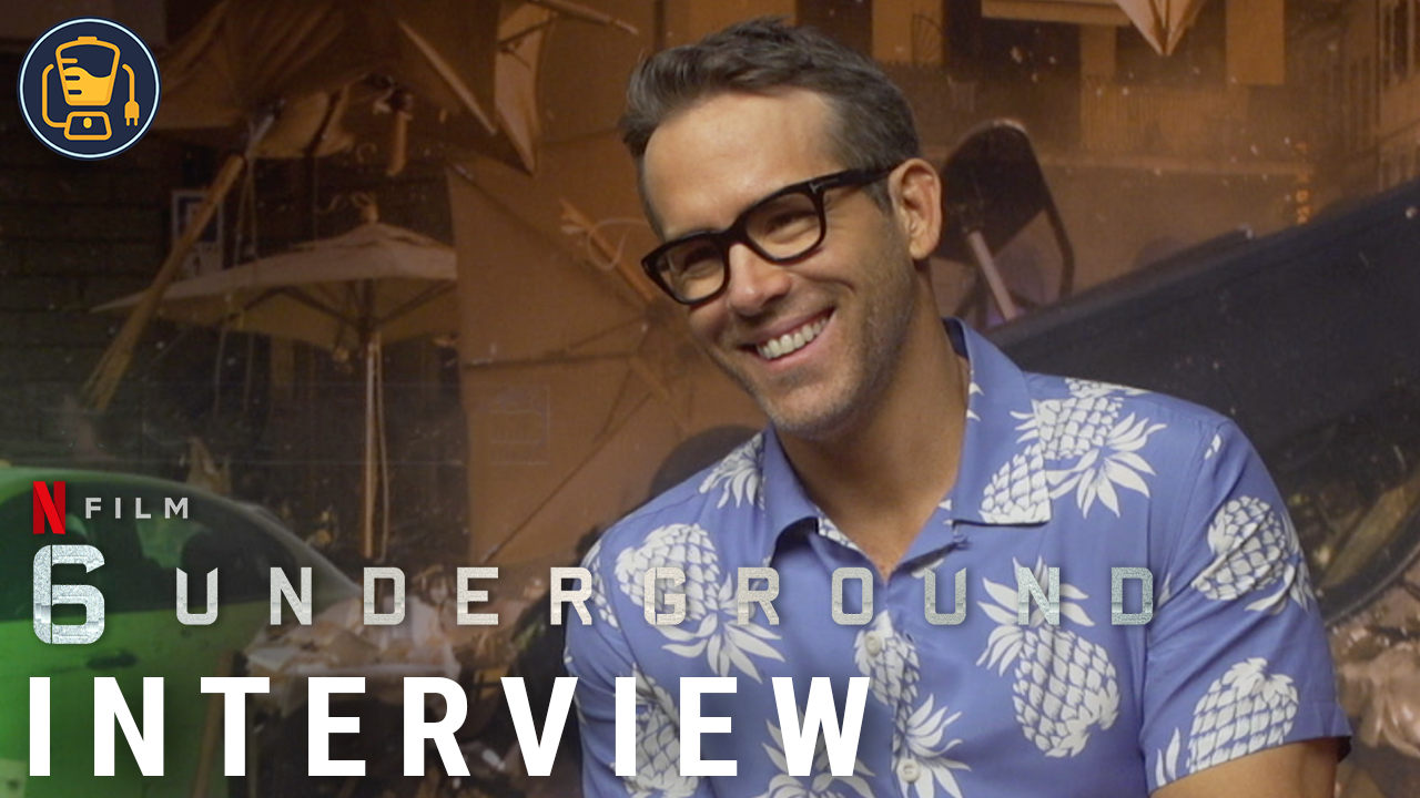 6 Underground Cast Interviews With Ryan Reynolds And More