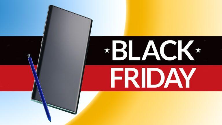 Samsung Galaxy Note 10 Plus Black Friday deal