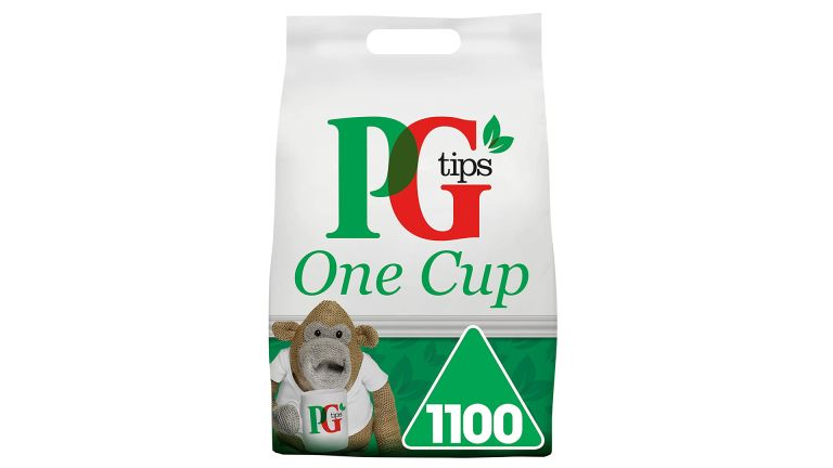 PG Tips 1100 tea bags Amazon Prime Day deal