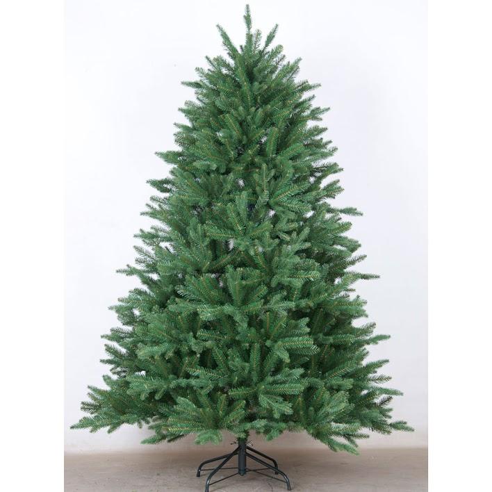 Christmas tree World 6ft Green Half Tree