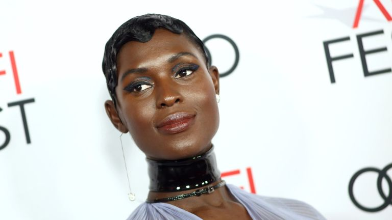 """HOLLYWOOD, CALIFORNIA - NOVEMBER 14: Jodie Turner-Smith attends the AFI FEST 2019 Presented By Audi premiere of """"Queen & Slim"""" at TCL Chinese Theatre on November 14, 2019 in Hollywood, California."""