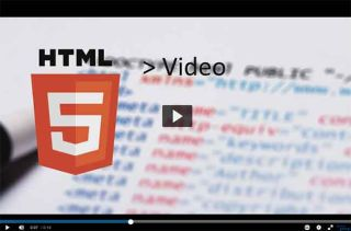 Video Tutorial: HTML5 - Events, Storage, Video & Audio Training