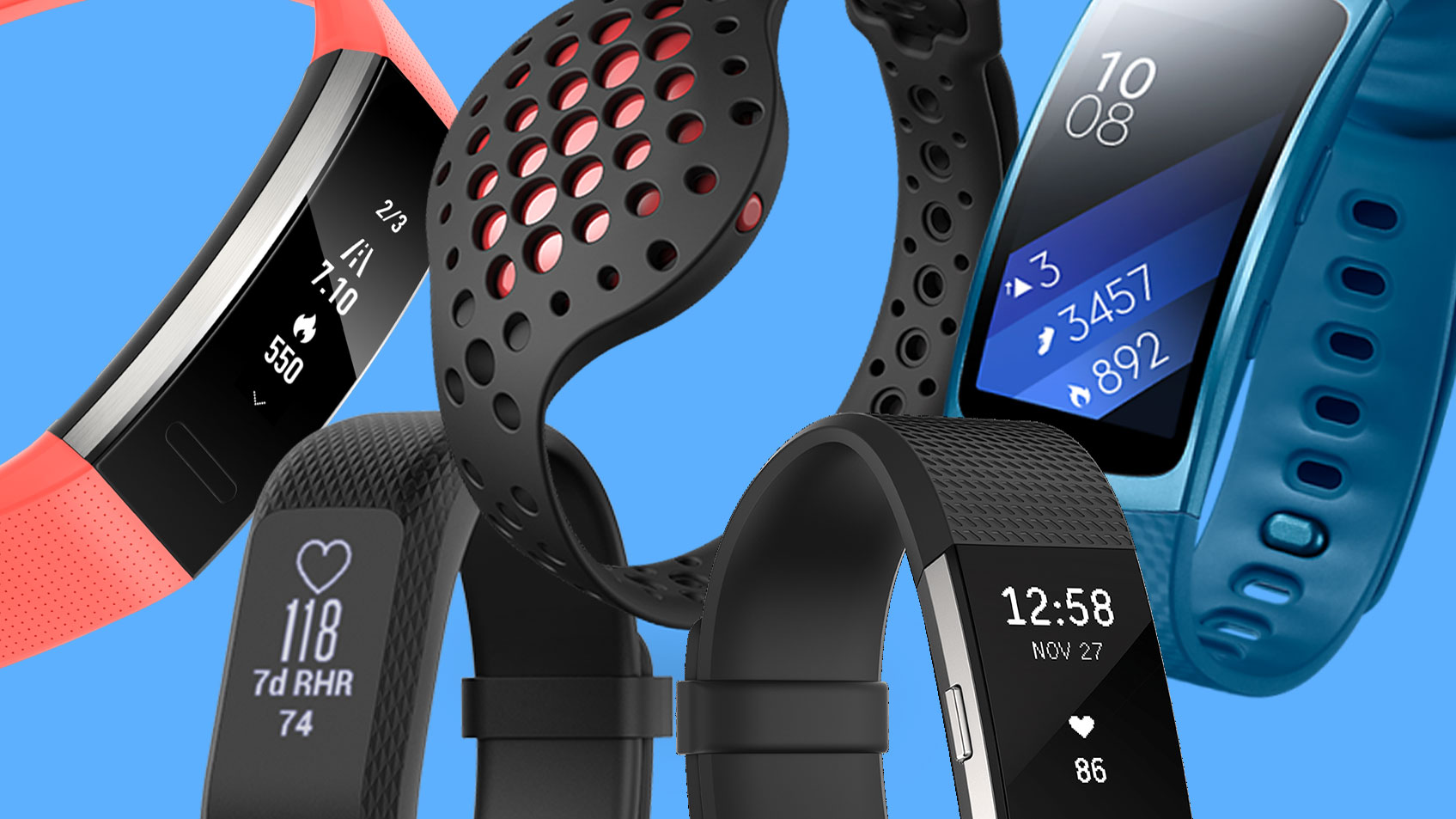 298801118717 Best fitness tracker in India: The top activity bands in 2019 | TechRadar