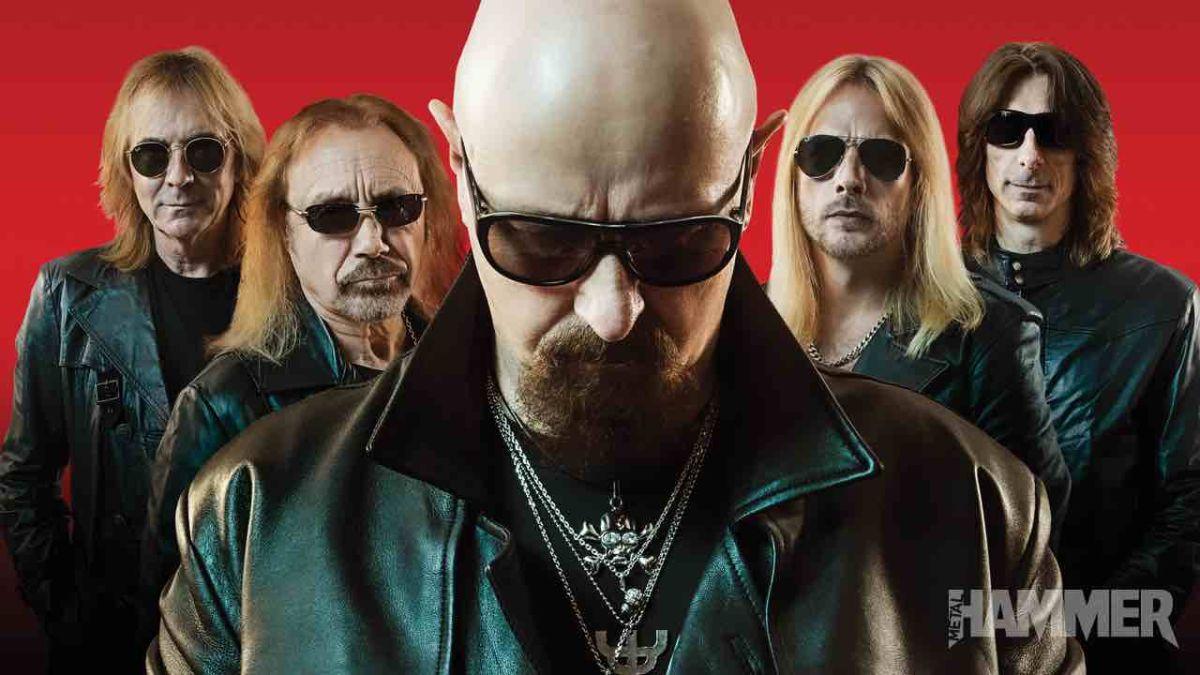 Judas Priest celebrate 50 years in the new Metal Hammer