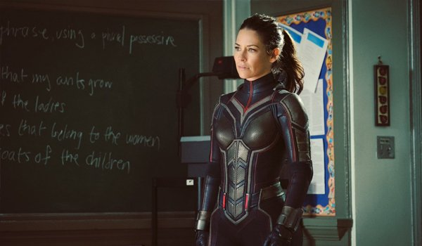 The Wasp Evangeline Lilly Ant-Man And The Wasp