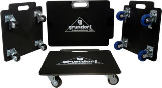 Grundorf Announces New Utility Transport Dolly Plates
