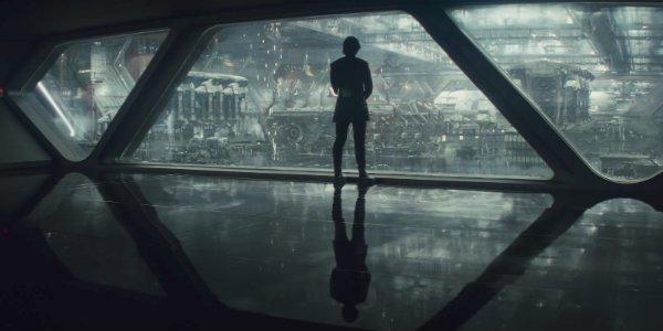 How Star Wars Merchandise Changed Kylo Ren's Ship In The Last Jedi