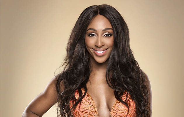 Alexandra Burke Strictly Come Dancing 2018