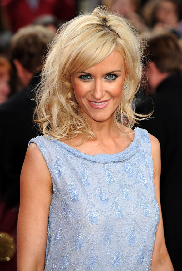 Katherine Kelly: 'I didn't want Becky killed off!'