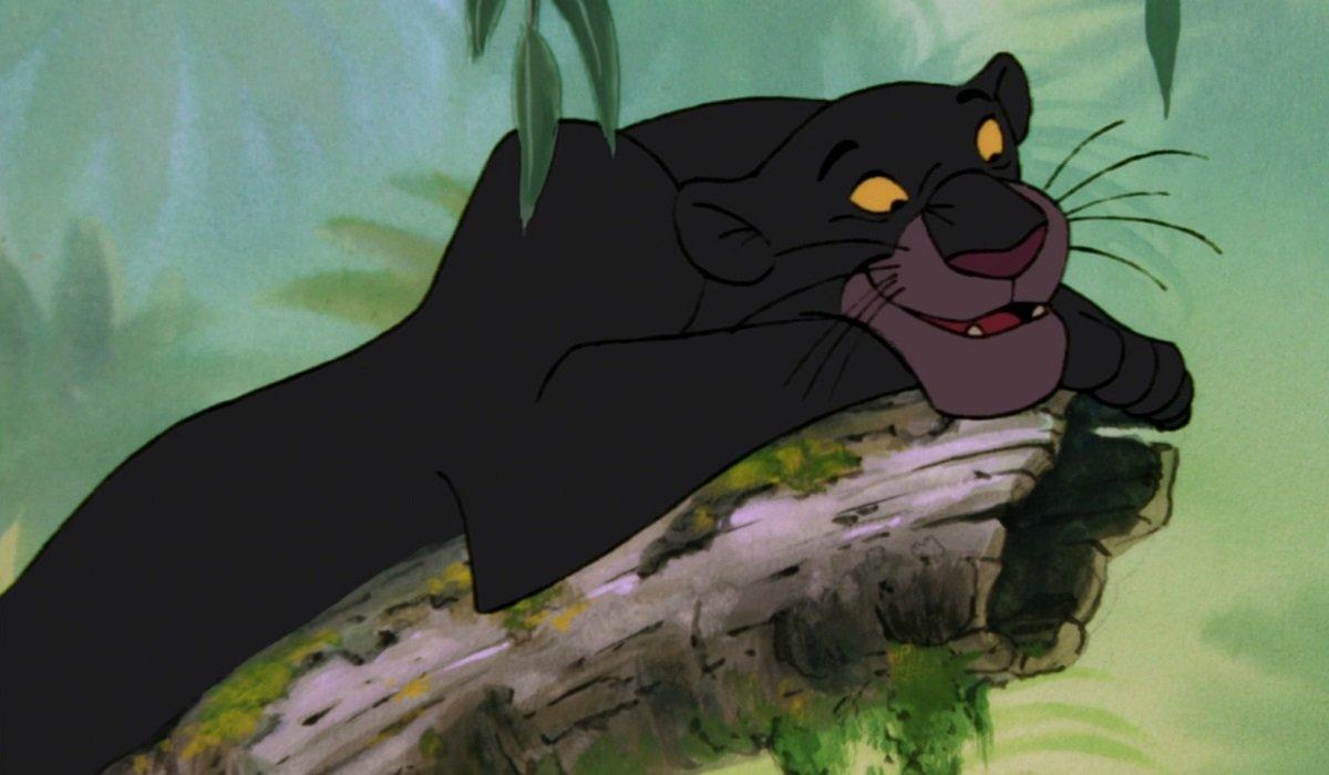 Bagheera The Jungle Book