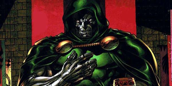 Doctor Doom comics