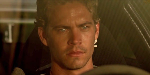 Paul Walker in The Fast and the Furious