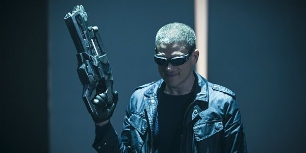 Leonard Snart Wentworth Miller Legends Of Tomorrow The CW