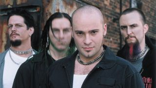 Disturbed in the early days