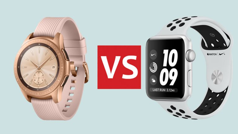 Samsung Galaxy Watch vs Apple Watch: which is the best smartwatch?