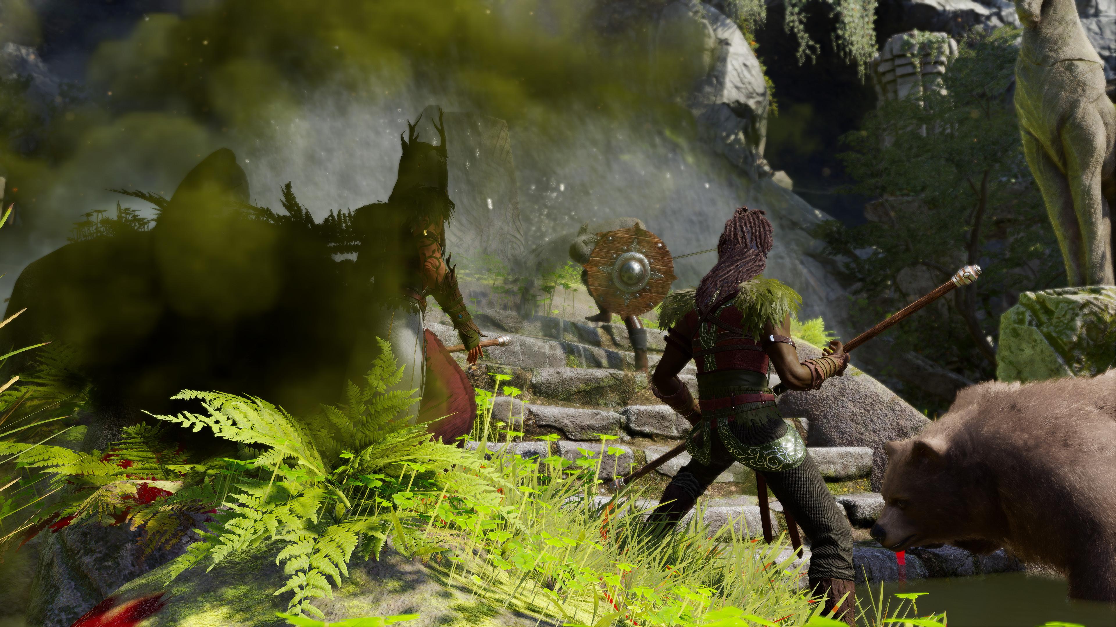 Baldur's Gate 3 update adds druids that turn into massive badgers, plus optional loaded dice