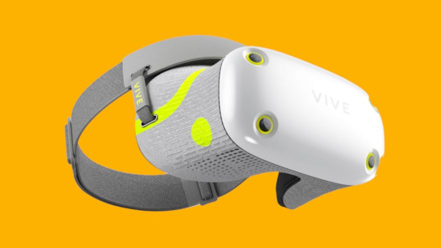 HTC Vive Air VR headset is a sports shoe for the face