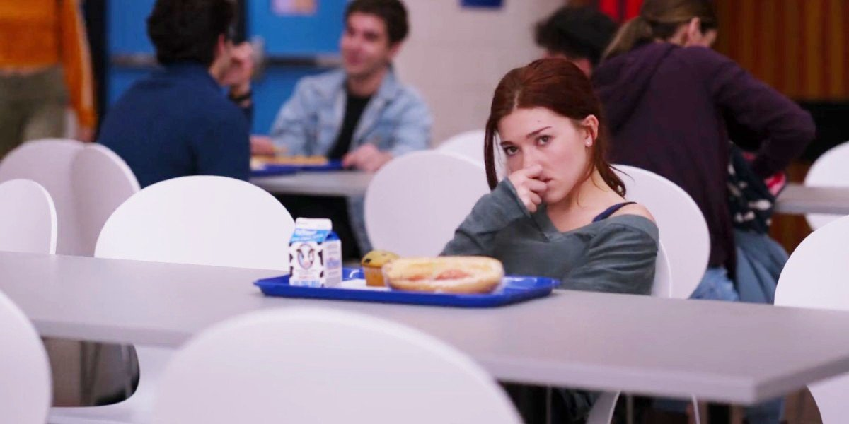 Katie Douglas in Ginny & Georgia