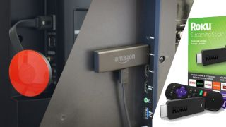 Amazon Fire TV Stick vs. Chromecast vs. Roku Streaming Stick | TechRadar