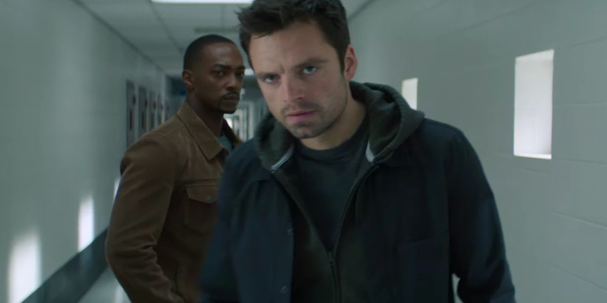 Anthony Mackie, Sebastian Stan - The Falcon and the Winter Soldier