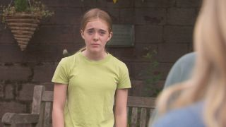 Ella Richardson in Hollyoaks played by Erin Palmer
