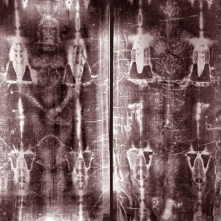 The Shroud of Turin is believed by some to be the burial cloth of Jesus of Nazareth. Currently, the cloth is on display at the Cathedral of Saint John the Baptist in Turin, Italy.