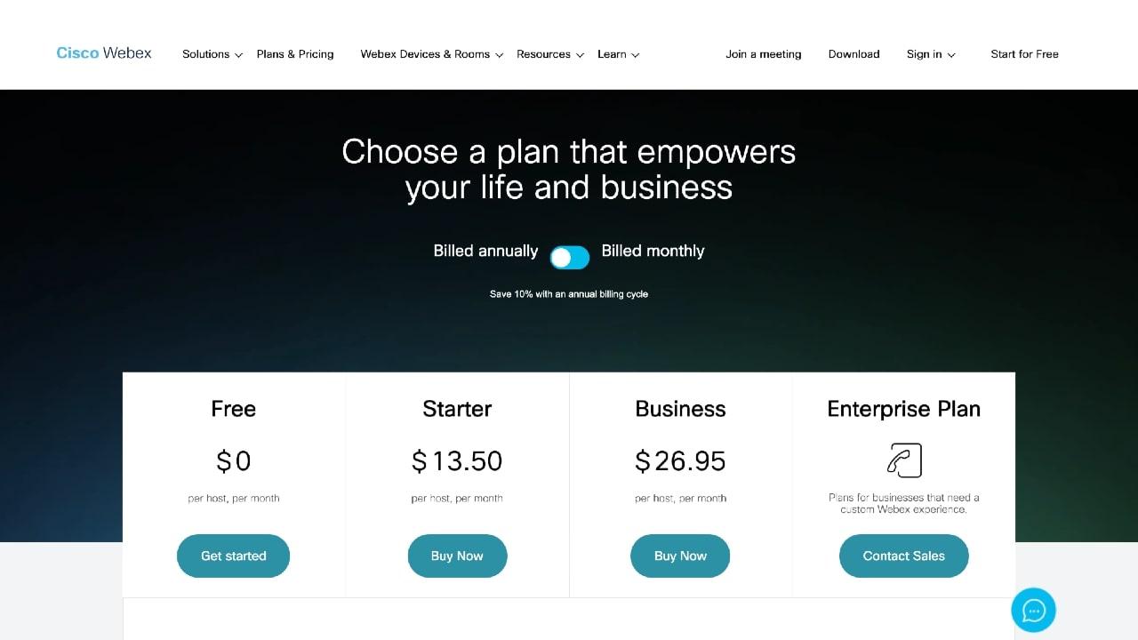 Cisco Webex review