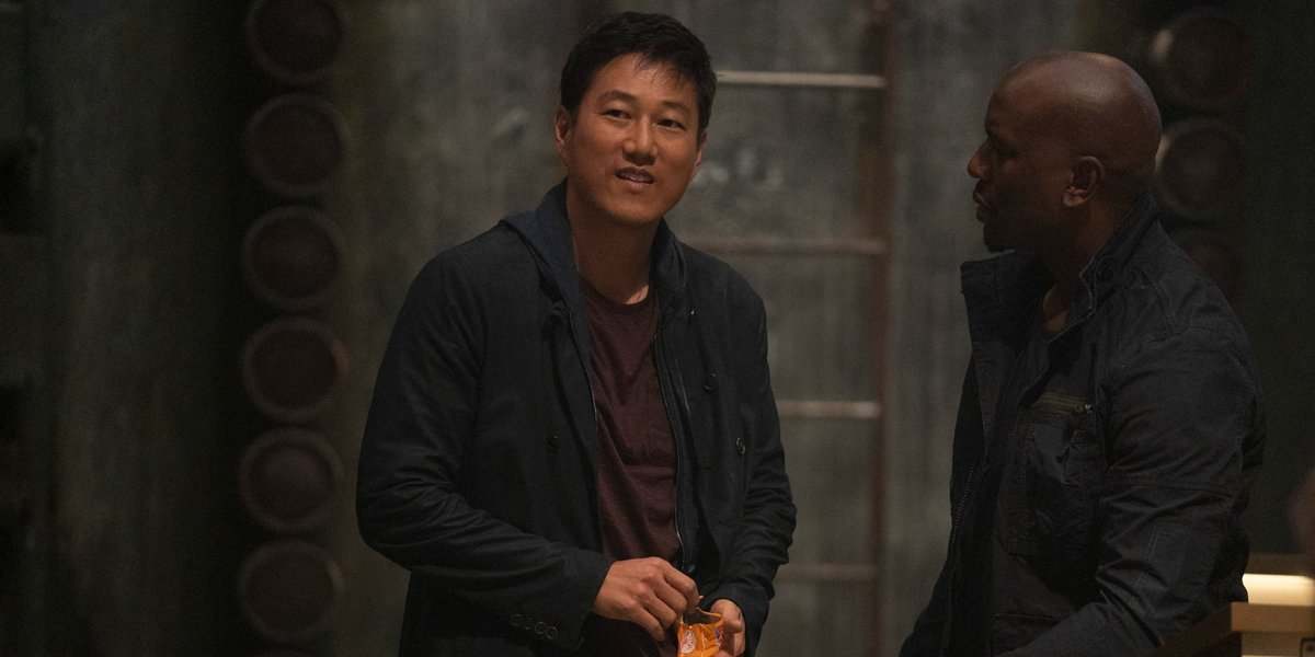 Han revealed as alive in F9