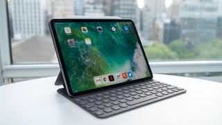 The iPad Pro 12.9 2018