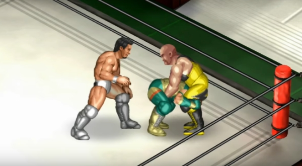 Fire Pro Wrestling World Announced