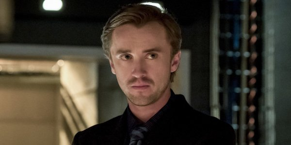 Julian Albert Tom Felton The Flash The CW