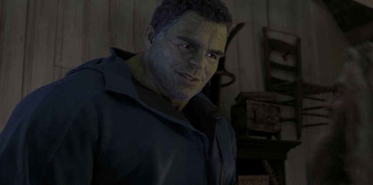 Smart Hulk on New Asgard