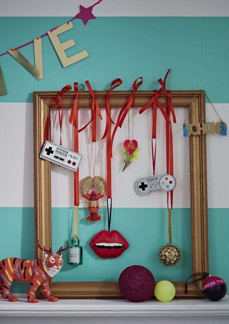 Retro Christmas decorating ideas