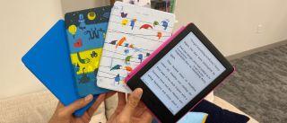 Meet the cute Kindle Kids Edition