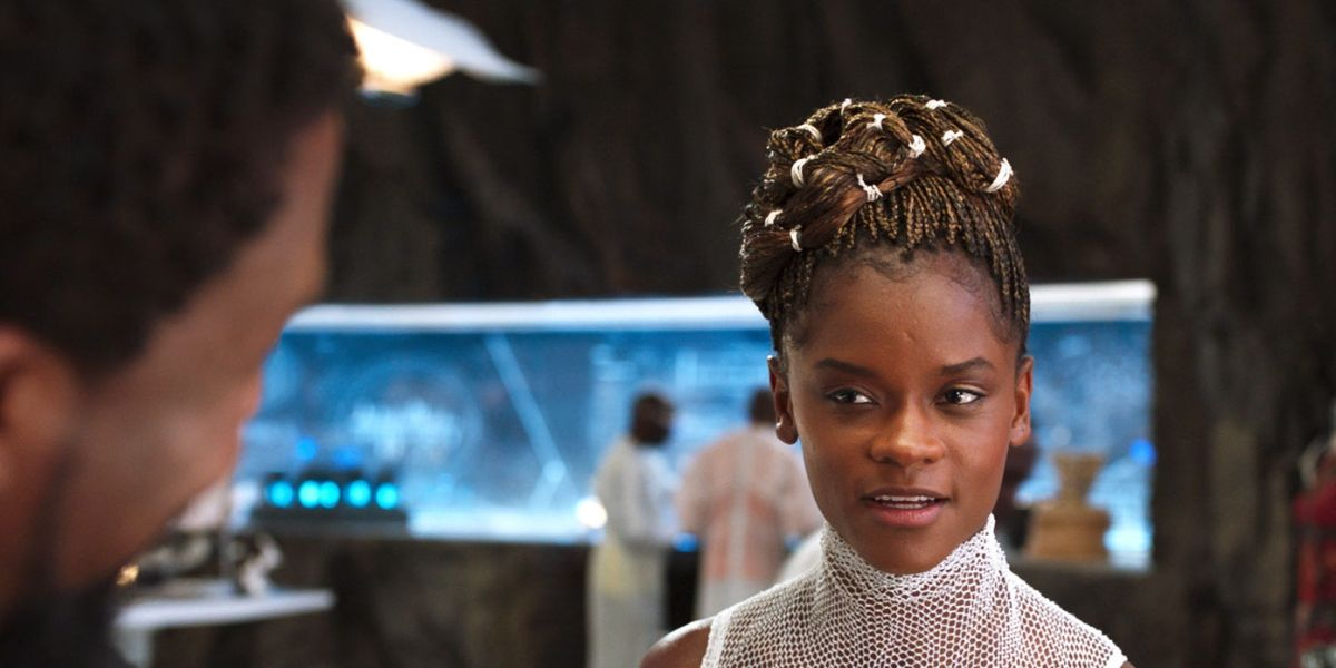 Letitia Wright - Black Panther