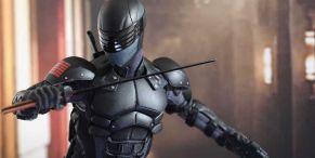 Wait, Is G.I. Joe Already Planning A Snake Eyes Follow-Up?