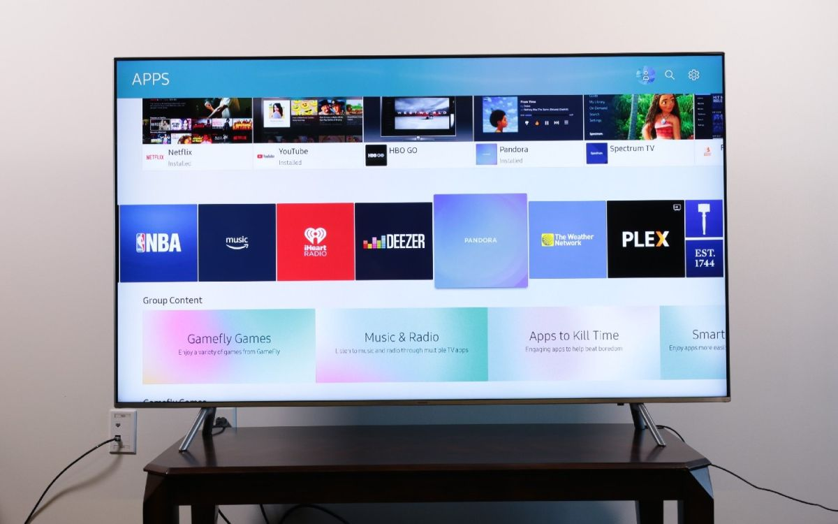 How to Find and Install Apps on Your Samsung TV - Samsung TV