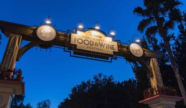 2018 Disney California Adventure Food & Wine Festival