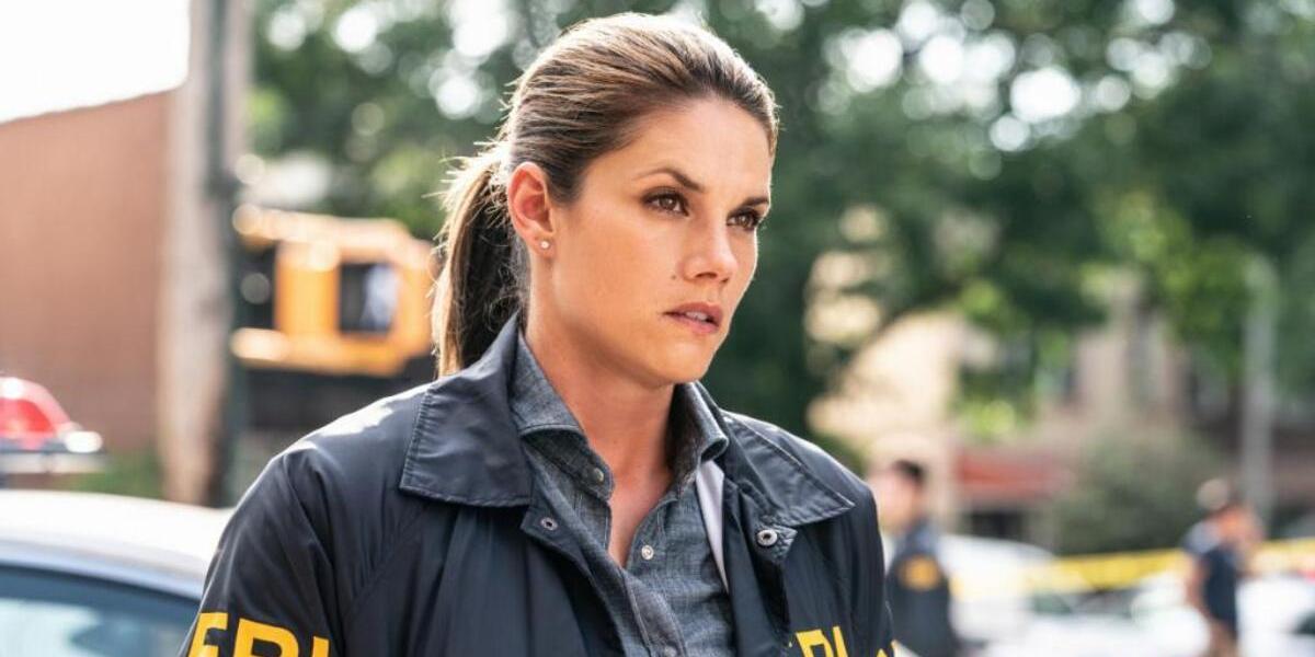 FBI Missy Peregrym Maggie Bell CBS