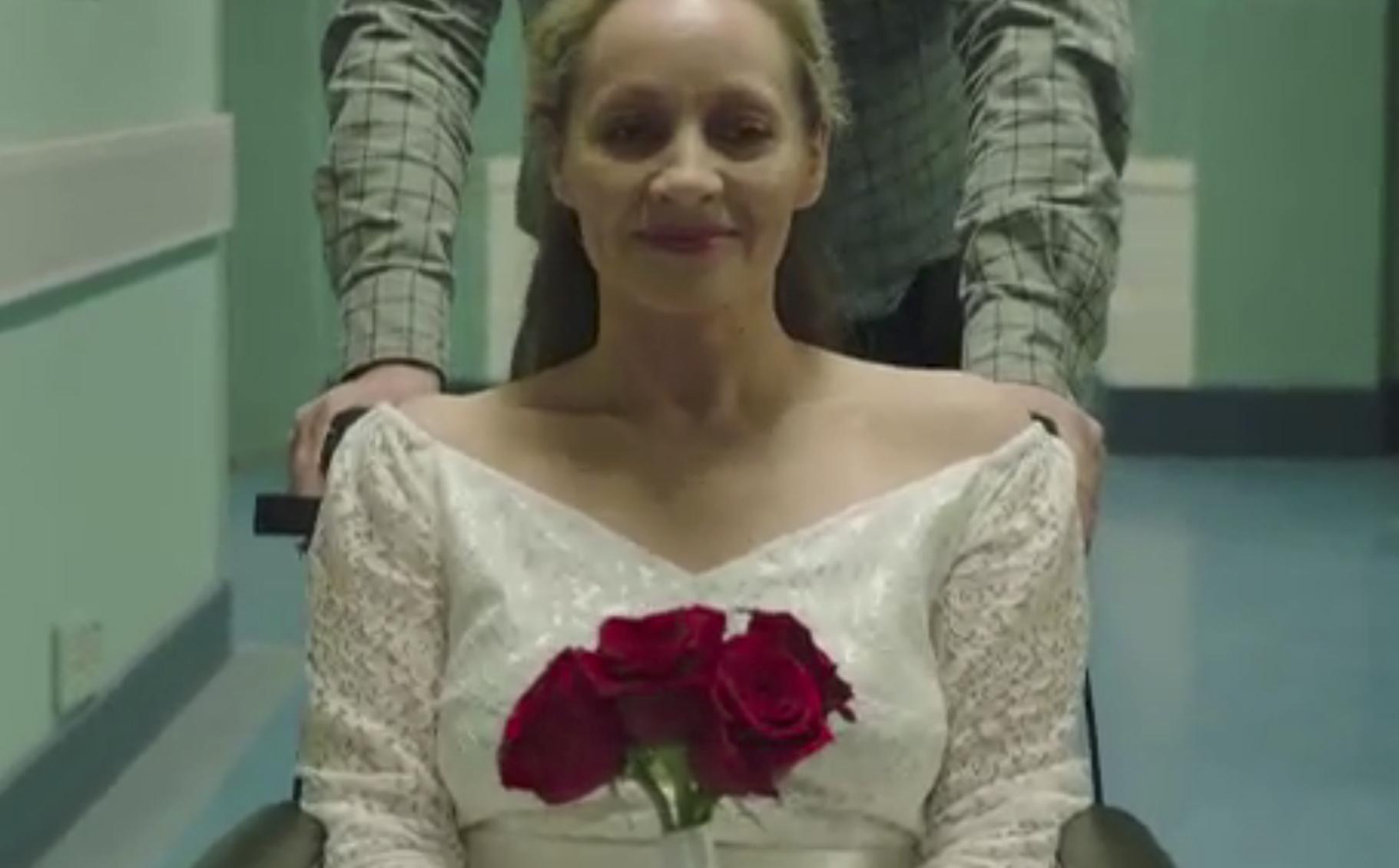 Holby Essie marries Sacha W33