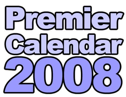 Premier Calendar 2008 logo