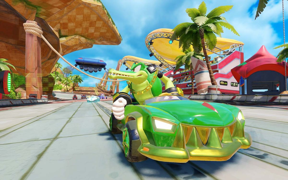 Team Sonic Racing Review: A Fun But Fleeting Budget Racer