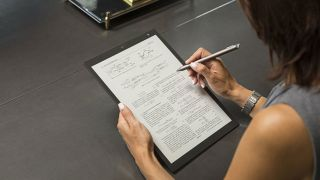 Sony S New Digital Paper E Ink Tablet May Be The Ultimate