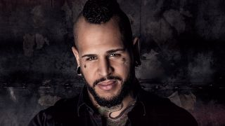 Press shot of Tommy Vext