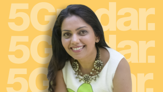 Jyoti Sharma, senior manager of network planning at Verizon.