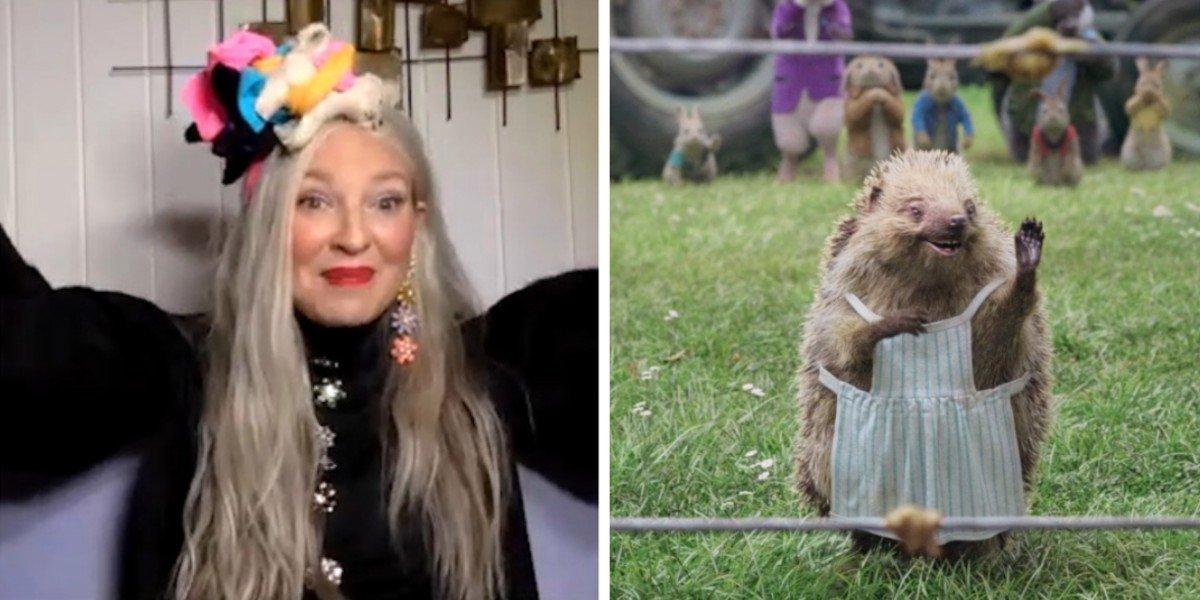 Sia - Variety Interview/ Peter Rabbit