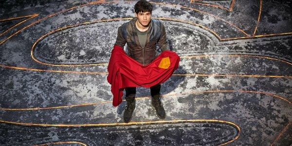 seg el Cameron Cuffe krypton syfy