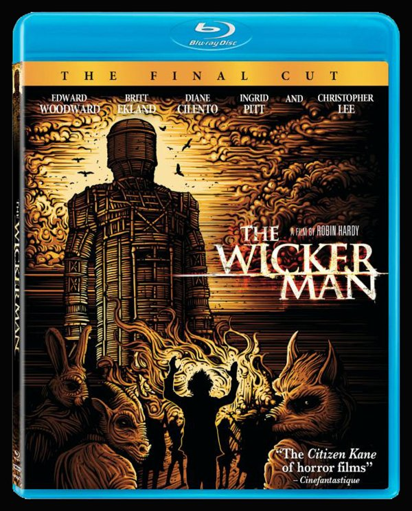 wicker man blu-ray