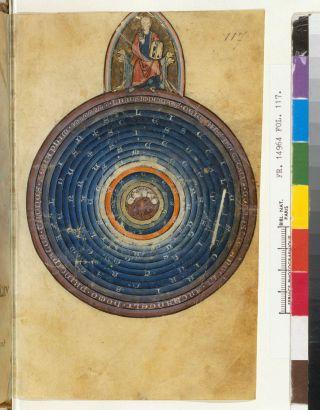 Goussin de Metz, L'image du monde, 1245